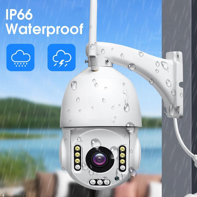 30X Увеличить, 500M Мониторинг Расстояние » 4,5 in Алюминий сплав ПТЗ WIFi IP камера 11 светодиодов 1080P 3 Режимы ночного видения Smart Home безопасности наблюдения – купить по низким ценам в интернет-магазине Joom