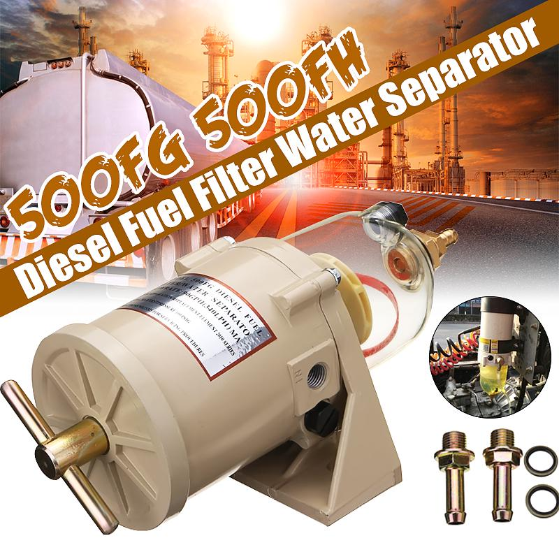 parts & accessories diesel truck marine boat fuel filter inboard engines &  components water separator kit
