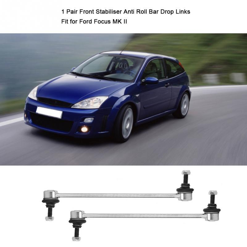 Ford Focus Mk2 Mk3 C-Max Front Left /& Right Stabiliser Anti Roll Bar Links 2x