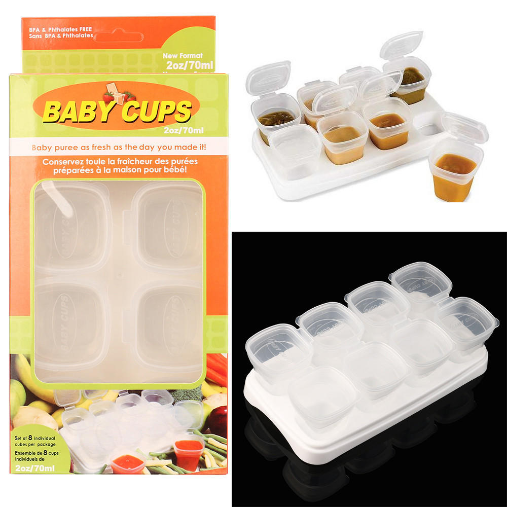Neue Kinder Mini Storage Boxen Set Kunststoff Küche Behälter klein ...