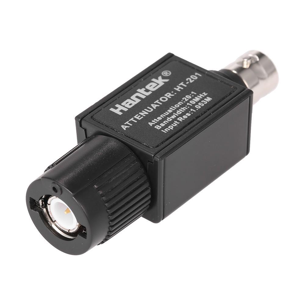 HT201 Passive Attenuator Signal Attenuation for Oscilloscope Attenuation 20:1...