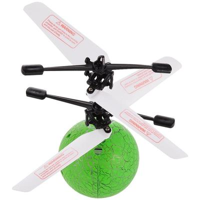 RC Flying Ball Infrared Hand Induction Flight Helicopter Multicolor LED Lights for Kids Teenager