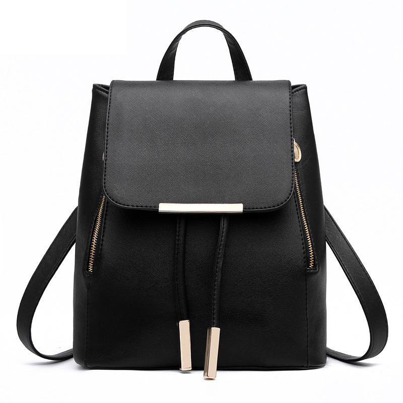 ae125b74254d BAIJIAWEI Женский рюкзак из полиуретановой кожи в стиле кэжуал