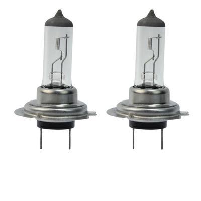 Bright 2 x H7 12V 55W Halogen Light Bulb Front Auto Car Head Lamp Long Life New
