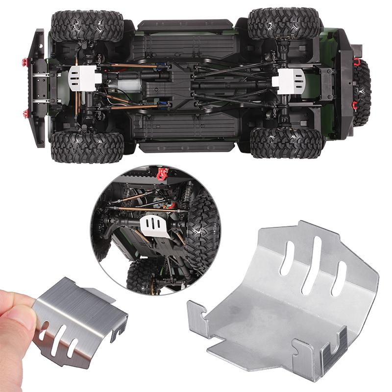 Metal Axle Skid Bumper Chassis Protection Armor For 1//10 TRAXXAS Trx-4 TRX4 Car