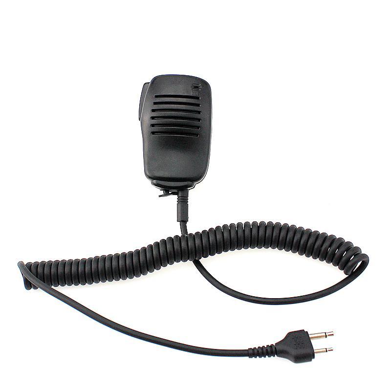 Micr/ófono de Hombro Remoto con Micr/ófono 8 Pines para Radio Yaesu//Vertex VX2500 VX2508 VX2208 VX2108