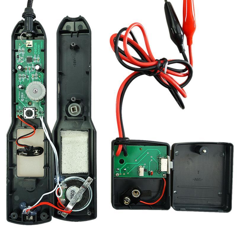 Em415Pro Автомобильный проводной трекер автомобильного кабеля короткое замыкание и открытое замыкание детектор Pro tool – купить по низким ценам в интернет-магазине Joom