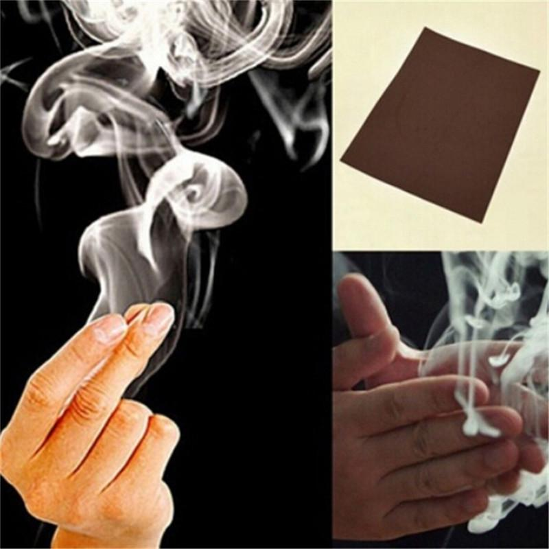 Joke to tobacco in brown leather