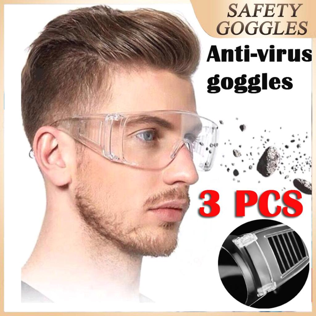 Safety Glasses Anti-wind-sand-dust-shock Professional Sport style Goggles 3M