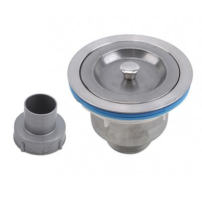 Kitchen Basin Drain Dopant Sink Strainer Basket Leach Waste Plug Steel Water Tank Lid Buy At A Low Prices On Joom E Commerce Platform