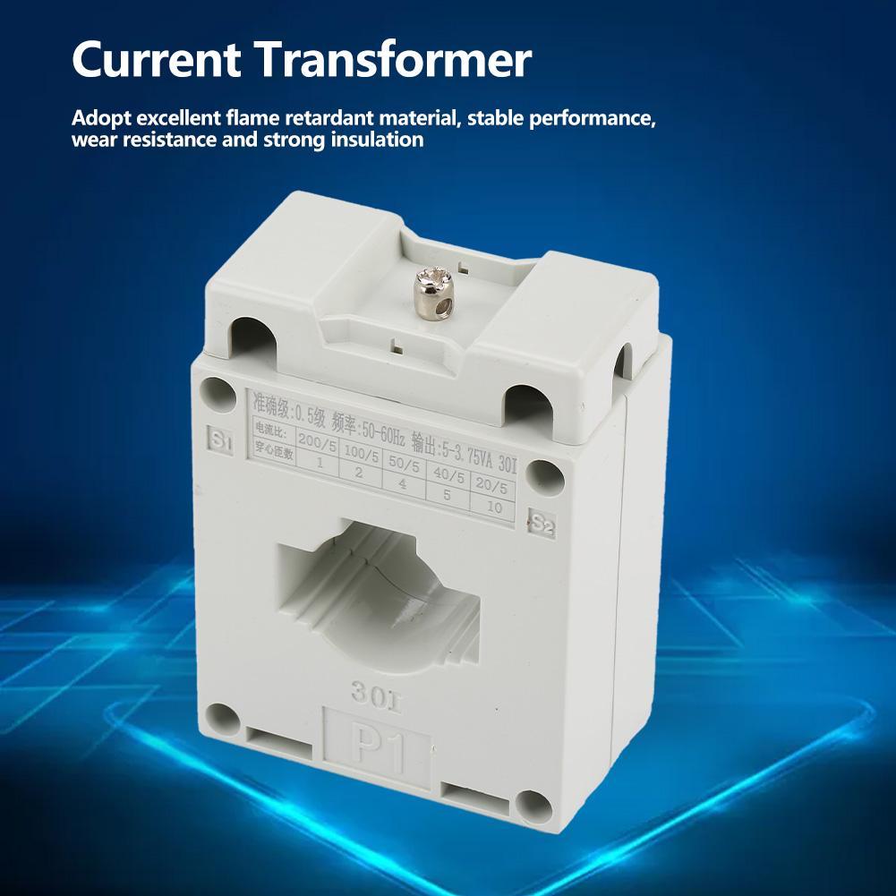 HAGER TRANSFORMER CURRENT 200-5A