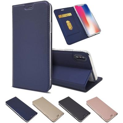 Luxury Flip Stand Wallet Leather Case Magnet Soft TPU Inner Cover for iPhone 12 Pro Max Samsung Huawei Xiaomi