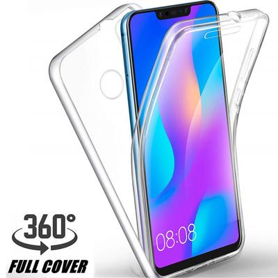 360 Degree Full Body Phone Case for Samsung iPhone Xiaomi Redmi Huawei Honor Luxury Back Front Cover
