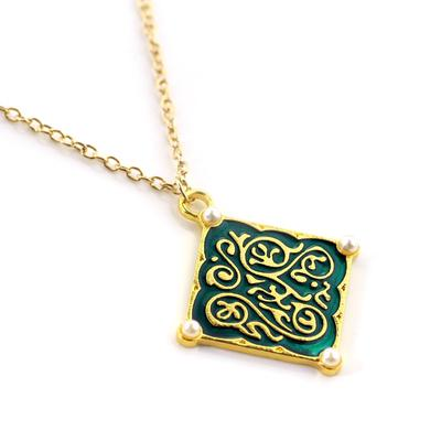 New Arrival Alloy Wild Wolf Pattern Gift Necklace Pendant Fashion Jewelry