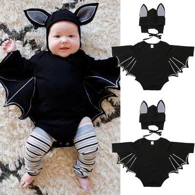 New Top Quality Baby Grow bodysuit Batman Bat-Girl Halloween outfit 0-18 months
