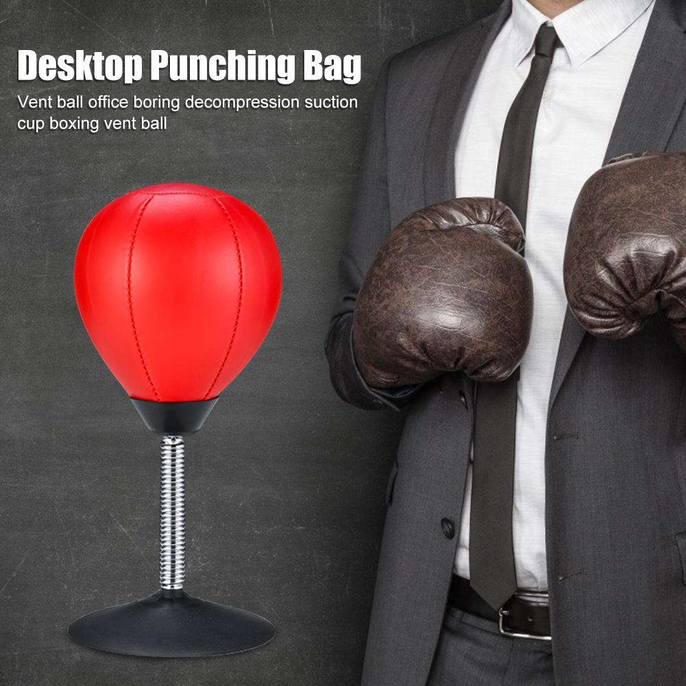 Desktop Punching Bag Stress Buster Suction Cup Stress Relief Ball with  Pump-buy at a low prices on Joom e-commerce platform
