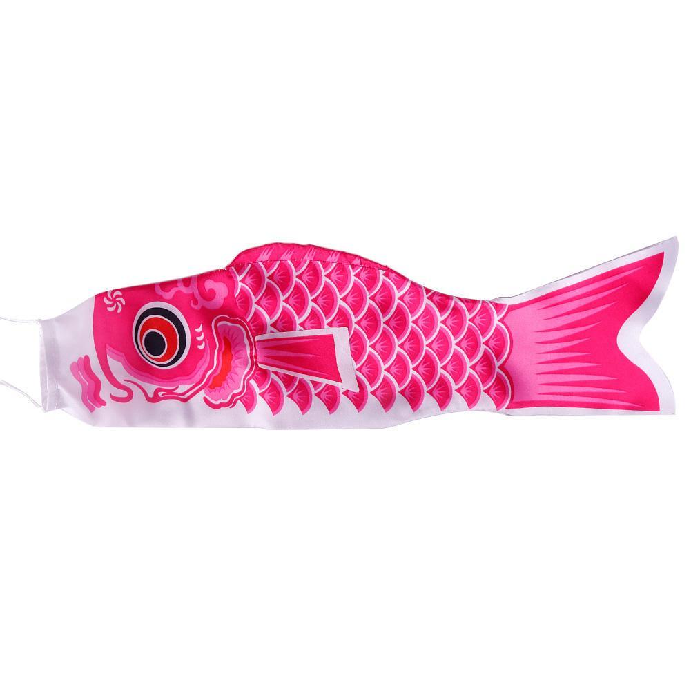 40/70/100 cm Koi Nobori Karpfen Wind Socke Koinobori Fisch Flagge ...