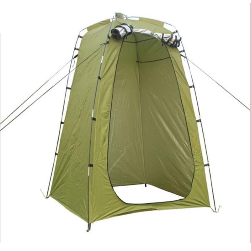 Cabina Dus Pentru Camping.Lightweight Portable Camping Shower Tent Awning Canvas Folding Outdoor Toilet Room For Privacy Buy At A Low Prices On Joom E Commerce Platform