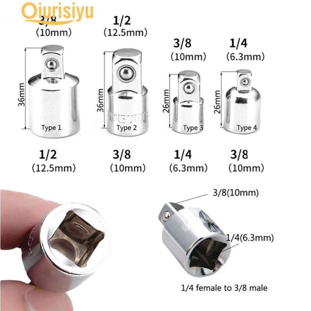 1//4 sq 3 in 1 Mini Ratchet 10 mm 1//4 Hex adaptors