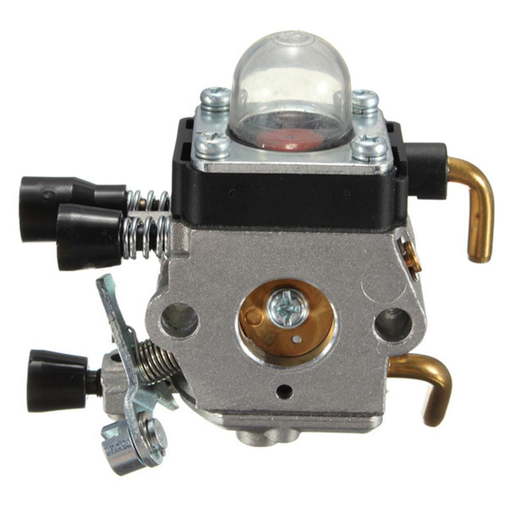 Carburetor Kit For St Fs38 Fs45 Fs46 Fs46c Fs55 Fs55r Km55r Fc55 Fs75 Fs80 Fs85 Trimmer C1q-s186a C1q-s143 C1q-s153 C1q-s71 Garden Power Tools