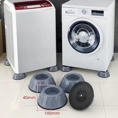 Washing Machine Universal Foot Pad, Anti-Slip Cushion, Anti-Slip, Shock-Proof Cushion, High Refrigerator, Moisture-Proof Pulsator Drum Base