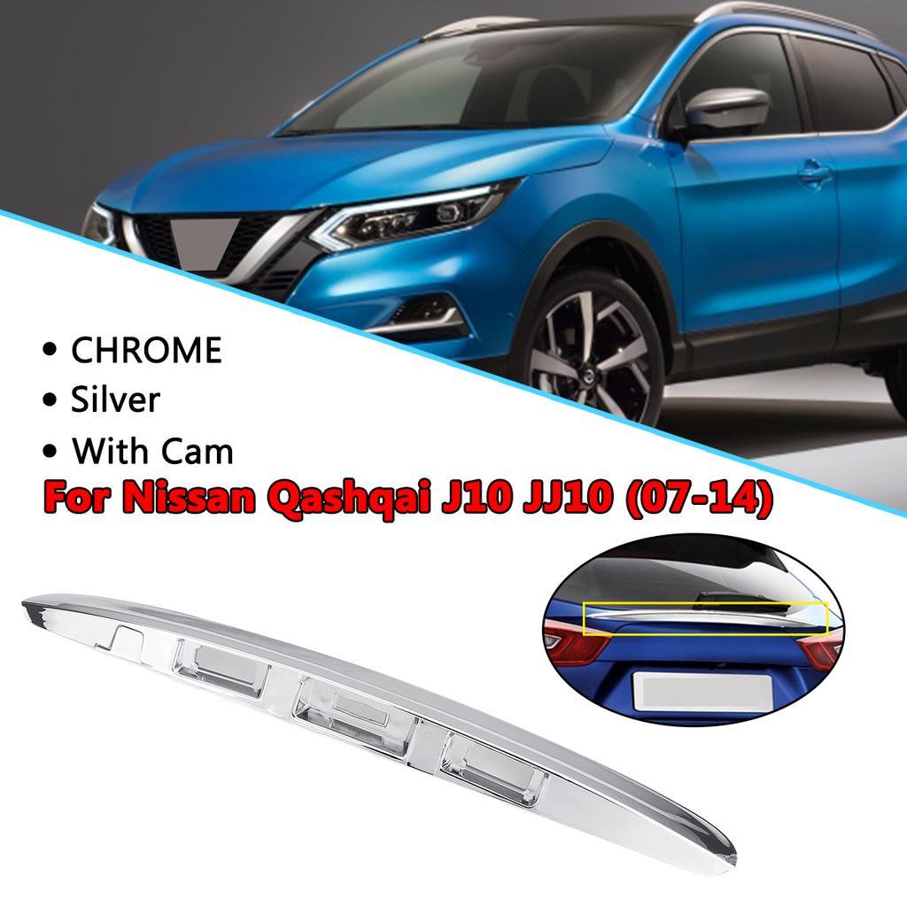 Door Handle Cover For Nissan Qashqai Rogue Sport Black Carbon Fiber Molding Trim Vehicle Parts Accessories Car Parts