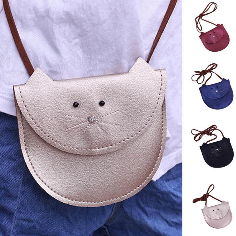 Lovely Tassels Lychee PU Handbags Shoulder Crossbody Bag for Women Child New Hot