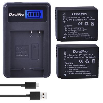 Panasonic Lumix DMC-TZ70 Camera REPLACEMENT BATTERY CHARGER /& USB CABLE