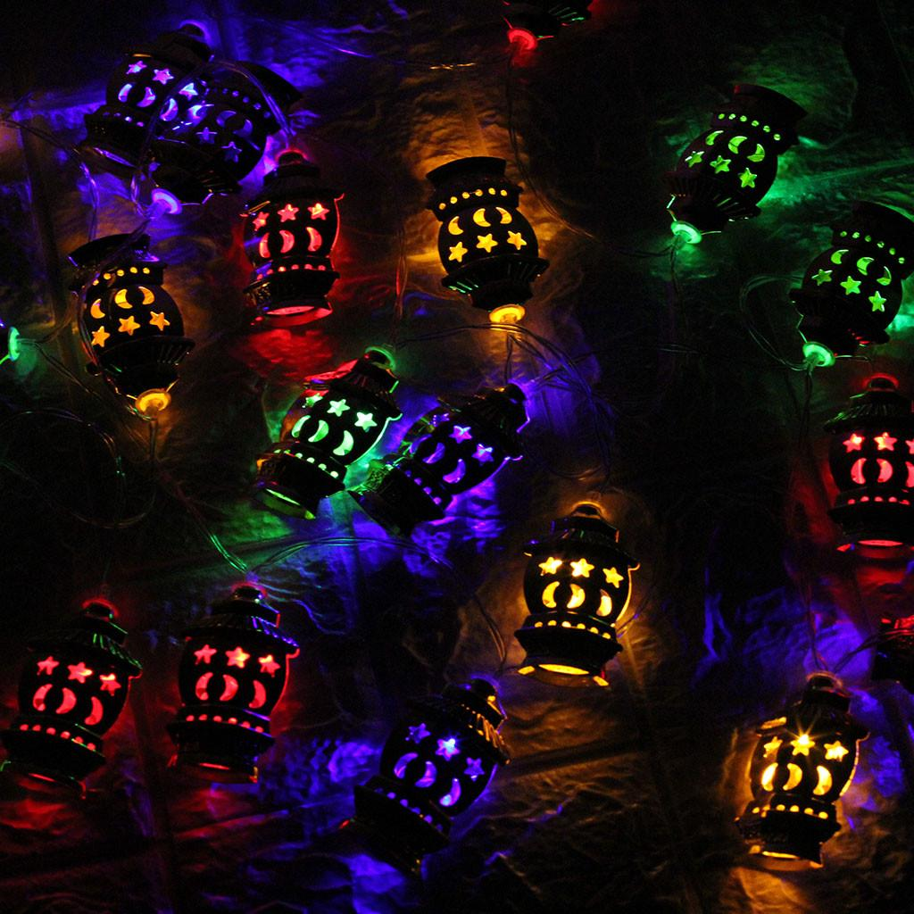 Ramadan and Eid Decor Lights LED Lights Home Festival Party Festival 10leds