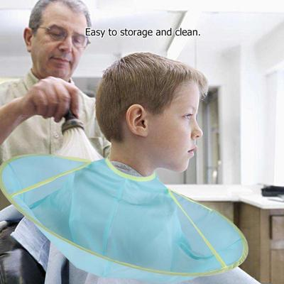 Hair Cutting Cape Cloak Clothes Haircut Salon Hairdresser For Children Kids Buy At A Low Prices On Joom E Commerce Platform