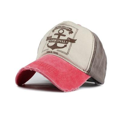 662c6965fa4 Cotton Vintage Baseball Cap Snapback Hat Summer Outdoor Hip Hop B-boy Fitted  Caps Hats