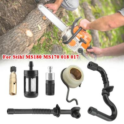 3pcs Replacement Annular Buffer Mount for Stihl 017 018 MS170 MS180 Chainsaw 1123 791 2800