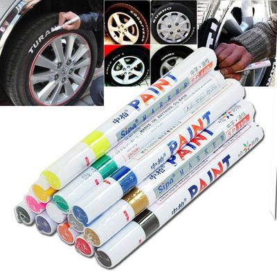 Reifen Permanent Lackstift Tire Metall Outdoor Tinte Marker Kreative Werkzeug