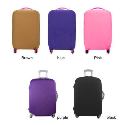 Kentucky Flags Printed Luggage Cover Zipper Suitcase Cover Washable Thickened Luggage Cover 18-32 Inch