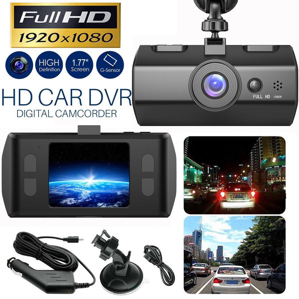 CA HD 1080P 1,7 дюймовый автомобиль DVR автомобиль видеомагнитофон Ночной Vision – купить по низким ценам в интернет-магазине Joom
