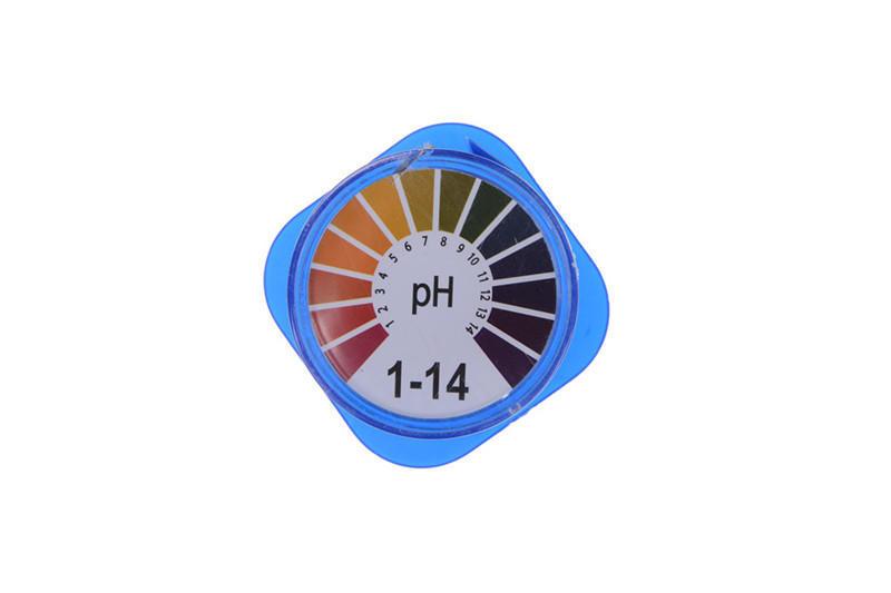 5m pH Alkaline Acid Test Paper Water Litmus Testing For Gardening Aquarium Plant