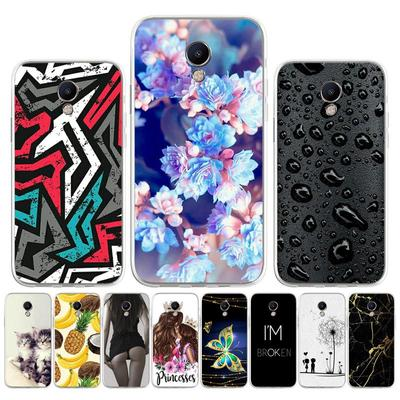 Soft Silicone Case for Meizu U10 C9 Pro Cover for Meizu M3S M10 Case Painted Cartoon Cute Animal Pet Flower Patterned Phone Bumper