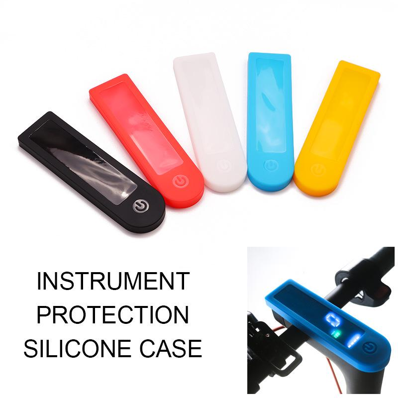 Silicone Scooter Dashboard Circuit Board Cover Protective For Xiaomi M365 Pro
