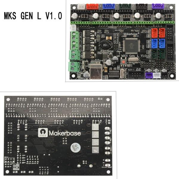 Arduino Ramps1 4 MKS Gen TMC2100 Integrated Mainboard PCB Board 3D Printer  Part Motherboard