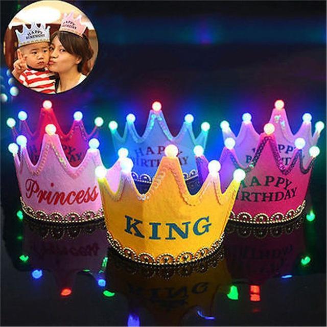 Birthday Tiara Party Crown Birthday Party Crown Party Hat Birthday Party Favors It/'s my birthday