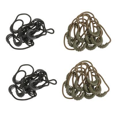 20X Plastic Rope Puller Zipper Pull Zip Slider Fastener Replacement Bag Backpack