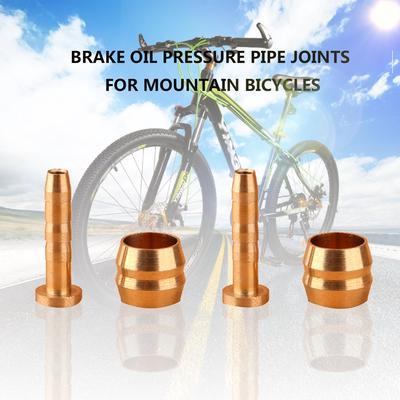 5Pcs Guide Conversion Fixed Clamp Bike Clip Brake Cable Oil Tube C Shape  BH