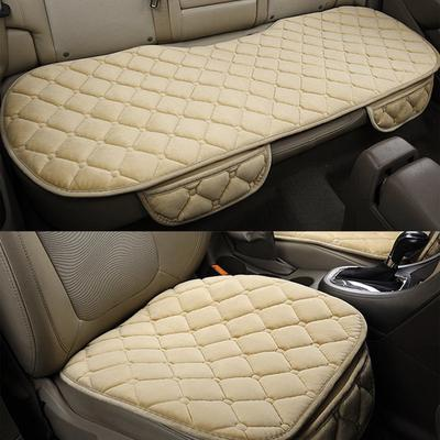 2fe29f786 3PCS Set Car Seat Cushion Front Back Seat Covers Auto Vehicles Chair ...