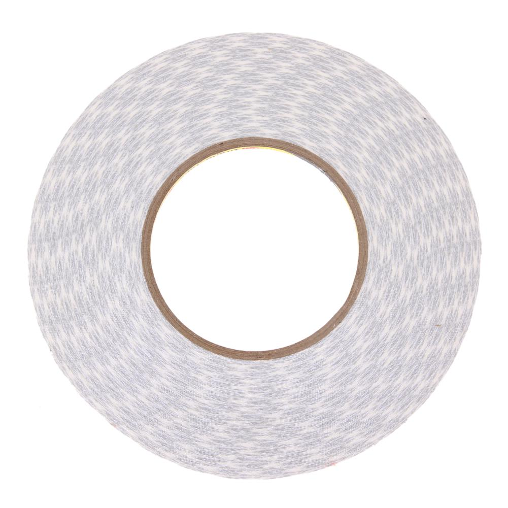 5Pcs White Self Adhesive Sticky Tape Double Side for Tailor Dressmaking 6mm