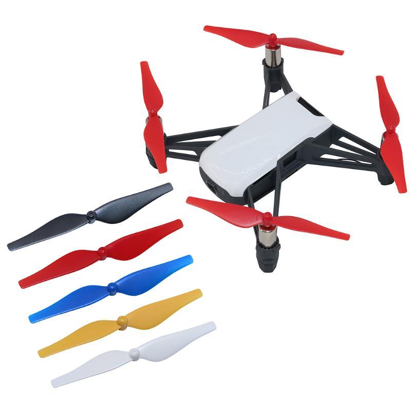40Pc Propeller Props CW CCW H/élices para dji Tello Drone Quadcopter Aircrafts Baoblaze Set