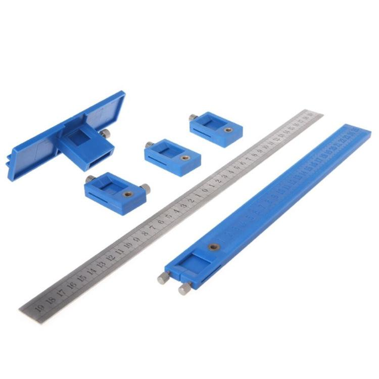 Details about  /Multifunction Furniture Locator Drill Woodworking Punch Locator Hand Tools c