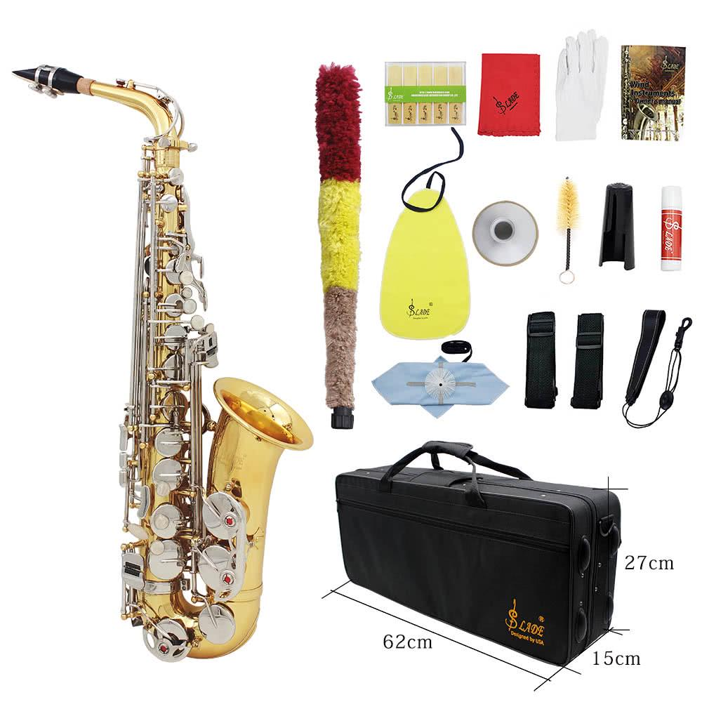 Saxophone Key Button Inlays White Shell Musical Instrument Replacement Accessories for Alto and Soprano Saxophones