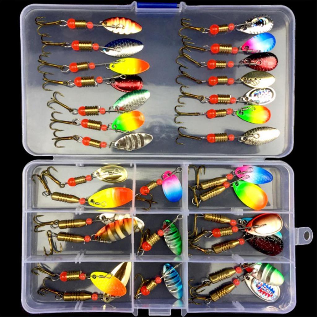 Набор приманок для рыбалки – купить по низким ценам в интернет-магазине Joom