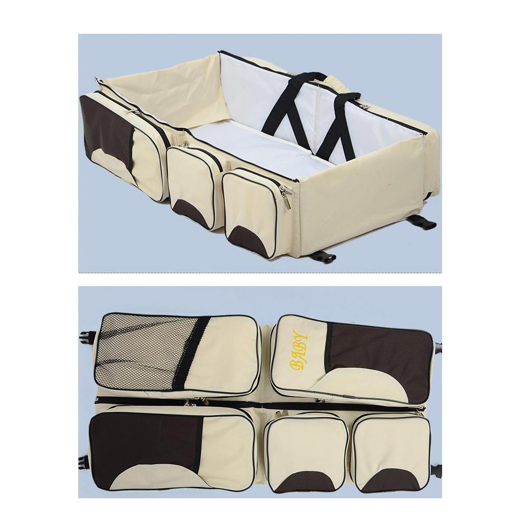 cuna calidad viaje bebé plegable cama alta 2016 plegable portátil 6wOxRUU