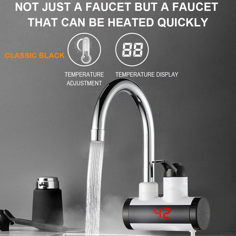 sofortige heizung elektrische wasserhahn küche haushalt